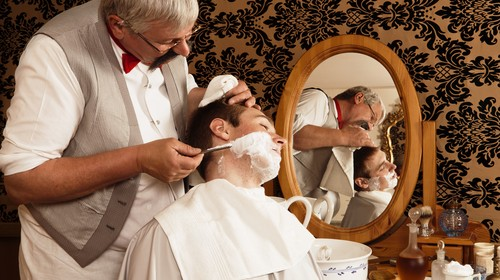 The History of Barbering